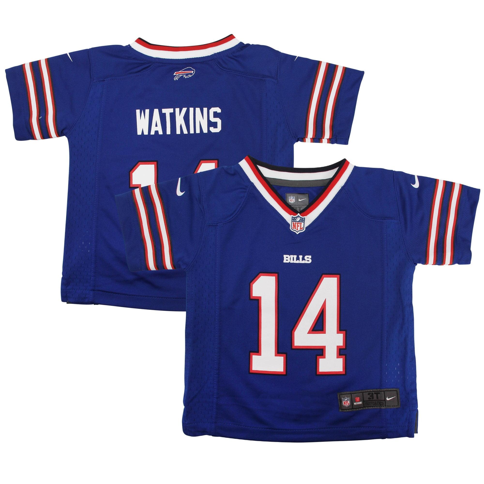 Sammy Watkins Buffalo Bills Nike Toddler Team Color Game Jersey - Royal Blue - Walmart.com