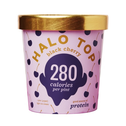 Halo Top Creamery Ice Cream, Multiple Flavors Available, Case of 8 Pints