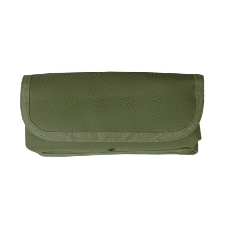 Every Day Carry Tactical Velcro MOLLE 12 Round Shotgun Ammo Pouch