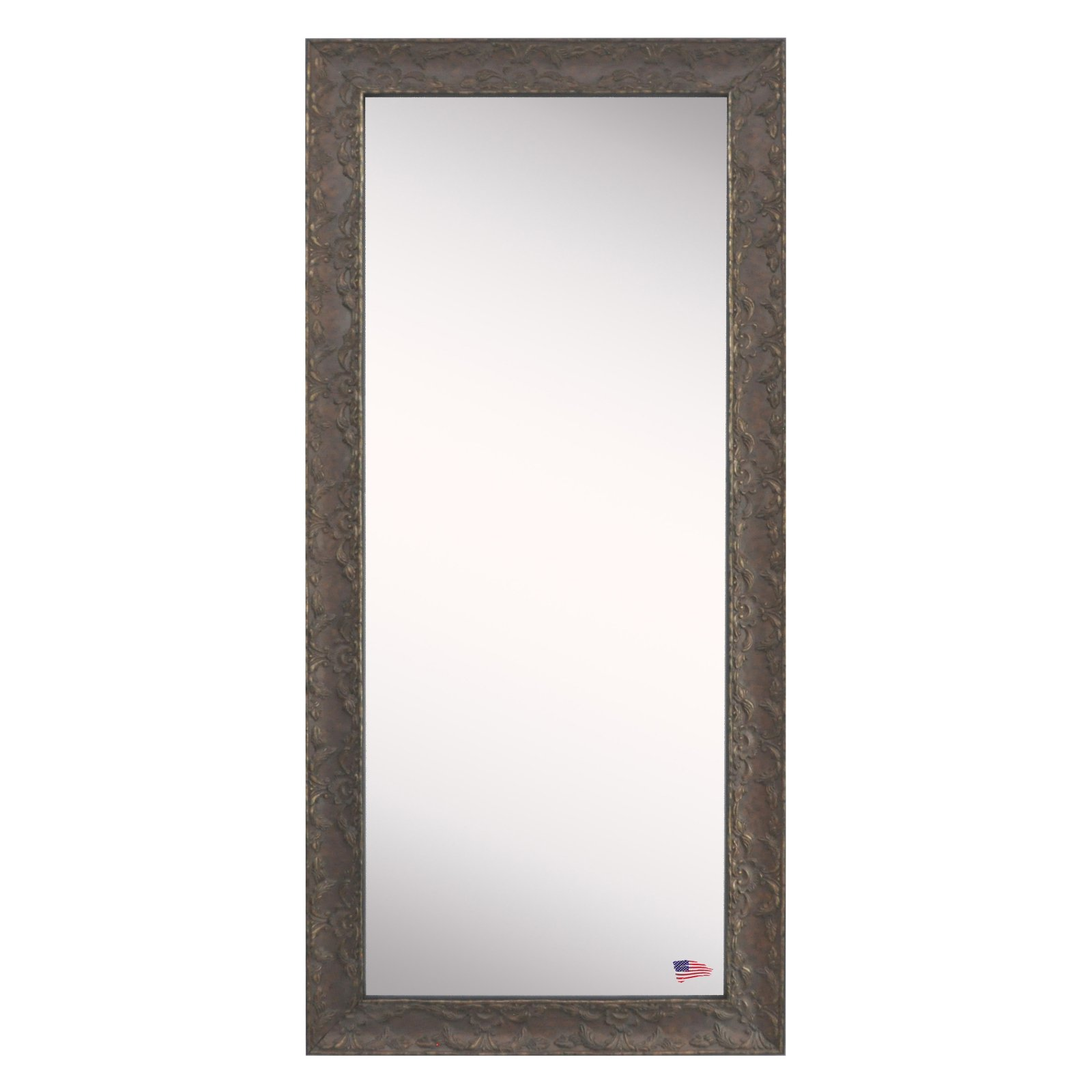 American Made Rayne Maclaren Floor Mirror by Rayne Mirrors