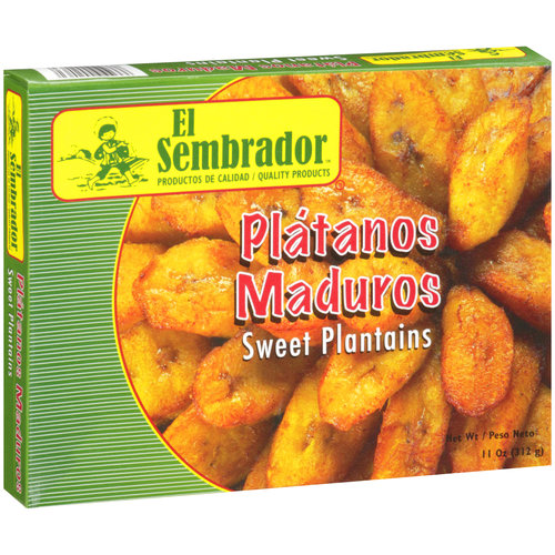 El Sembrador Sweet Plantains, 11 oz