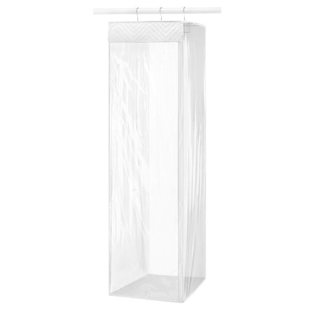 Whitmor Hanging Garment Bag Zippered Closet ()