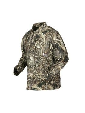 fa9e3a43ba7e2 Product Image BANDED Tec Fleece Henley Shirt, Color: MAX5, Size: 2XL  (B1030006-