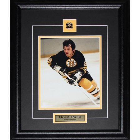 huge discount f53c6 5826b Midway Memorabilia bradpark_8x10_bruins Brad Park Boston Bruins 8 x 10 frame