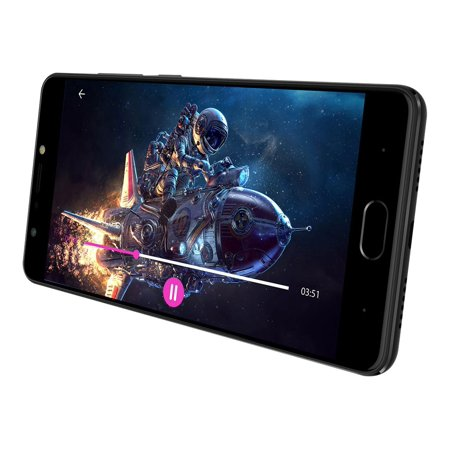 BLU Life One X3 L0150WW 32GB Unlocked GSM 4G LTE Octa-Core Phone w/ 13MP Front & Back Camera - Black (Blu Cell Phone Unlocked Quad Core)