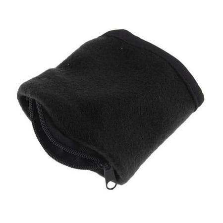 Zipper Wristband Organizer Pocket Sport Wrist Arm Band Bag Pouch Holder (Pocket Organizer Wallet)