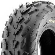 SunF 23x7-10 23x7x10 ATV Sport Tire 4 PR A007 (Single)