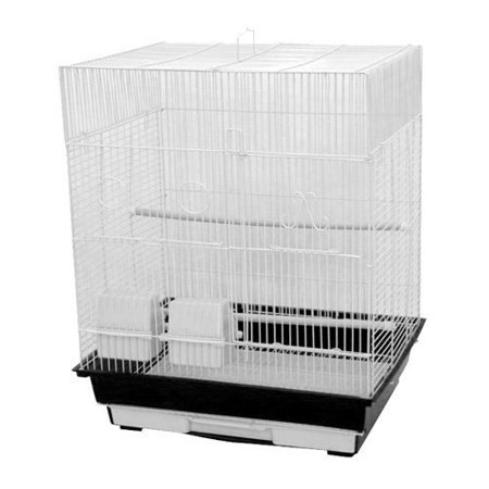 A and E Cage Co. Flat Top Bird Cage