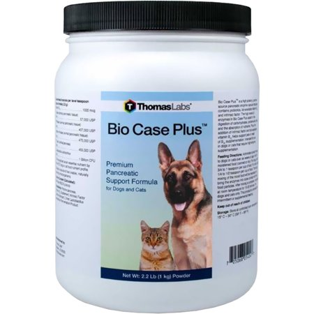 Thomas Labs Bio Case Powder 2 2 Lb