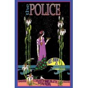 Police Masse Poster - 24x36