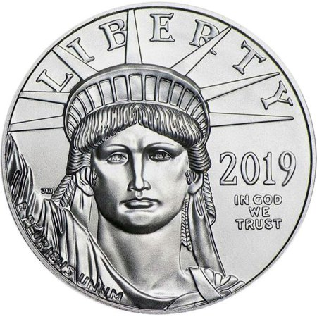 2019 1 oz Platinum American Eagle -