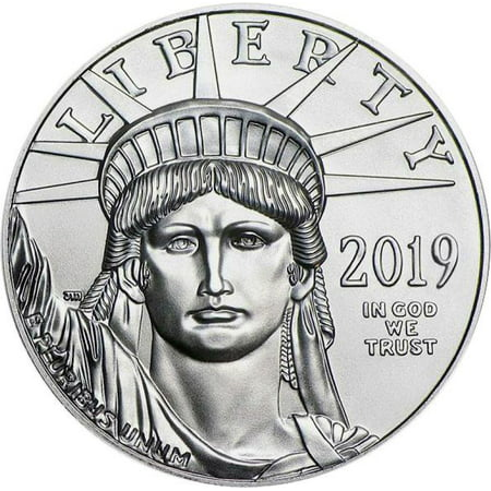 2019 1 oz Platinum American Eagle Coin 1933 Double Eagle Gold Coin