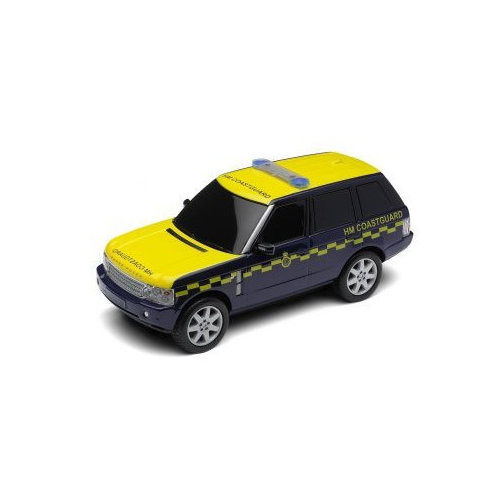 Scalextric Range Rover HM CoastGd Slot Car