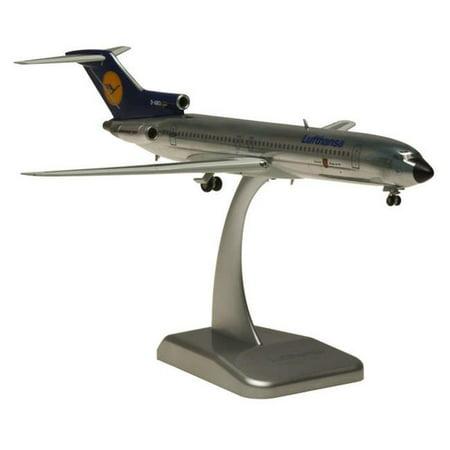 Hogan Wings 1 200 Commercial Models Hglh29 1 200 Lufthansa 727 200 Retro Reg No  D Abci