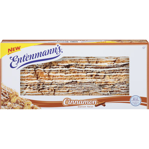 Entenmann's Cinnamon Danish Twist, 14 oz