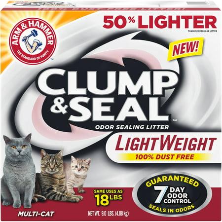 Arm Amp Hammer Clump Amp Seal Light Weight Multi Cat Odor