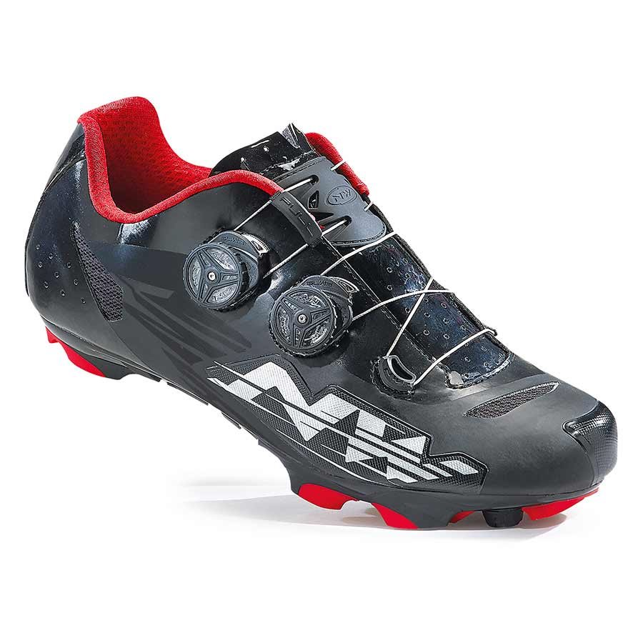 Northwave, Blaze Plus, MTB shoes, Black, 45.5