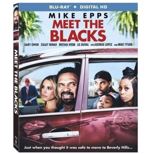 Meet The Blacks (Blu-ray + Digital HD)