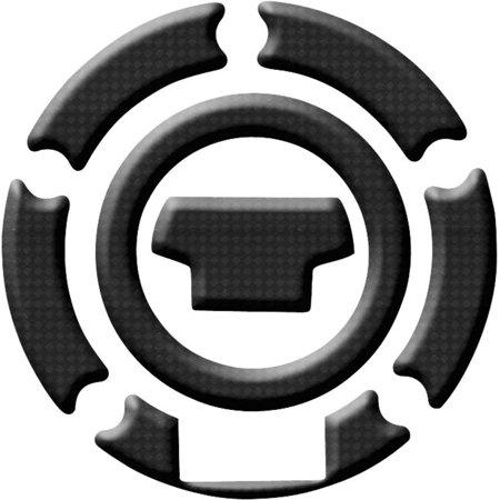 Keiti RY002CF Gas Cap Protector/Yamaha - Carbon Fiber - 5 Bolt