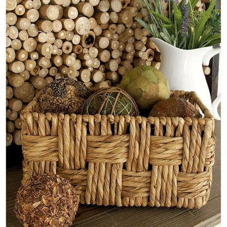 Basket With Wicker Basket Pattern - Set Of - Wicker Baskets Wholesale