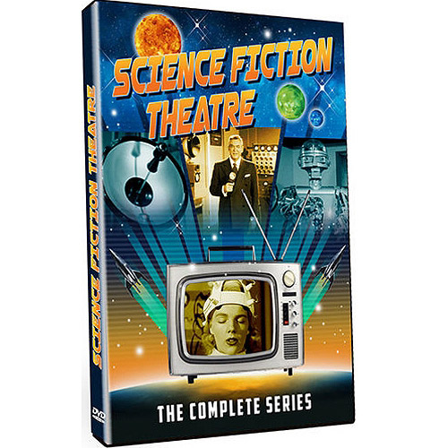 Science Fiction Theatre: The Complete Series (Full Frame) by Gaiam Americas