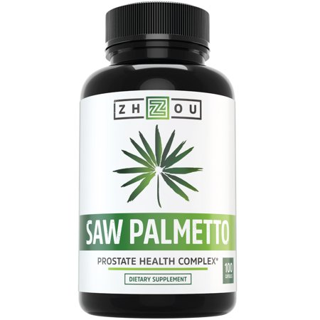 Saw Palmetto Capsules For Prostate Health   Extract   Berry Powder Complex To Reduce Frequent Urination   Dht Blocker To Fight Hair Loss   500Mg Natural Supplement