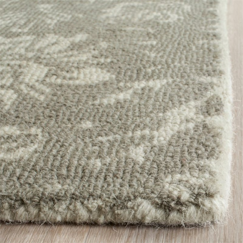 Safavieh Restoration Vintage 5' X 8' Handmade Wool Rug - image 4 de 7