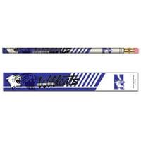 Northwestern Wildcats Pencil - 6-pack
