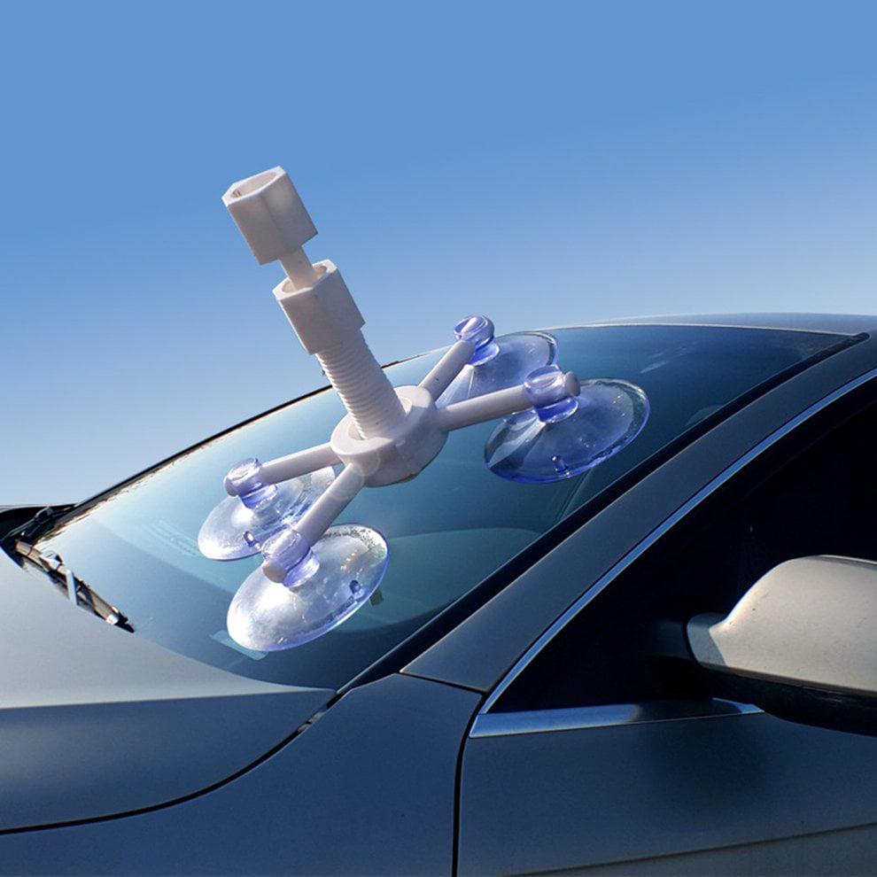 Car Glass Repair Tool Windscreen Repair Kits Handle Protective Decorative