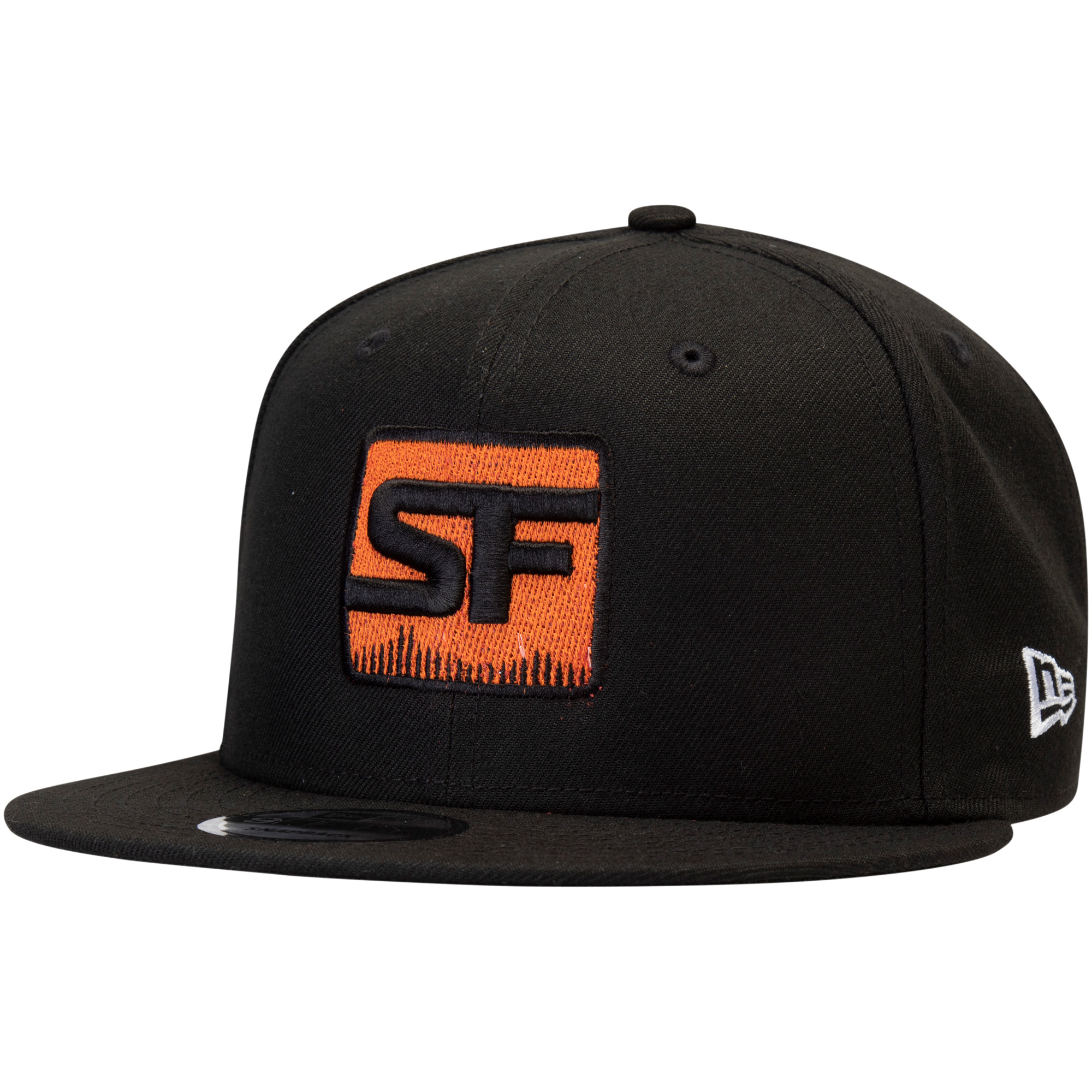 San Francisco Shock Overwatch League New Era Solid Team Adjustable Snapback Hat - Black - OSFA