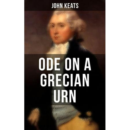ODE ON A GRECIAN URN - eBook