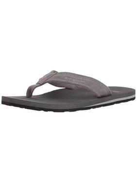 efc581dec38e Product Image Volcom Men s DRIFTIN Suede Strap Leather Sandal FLIP Flop