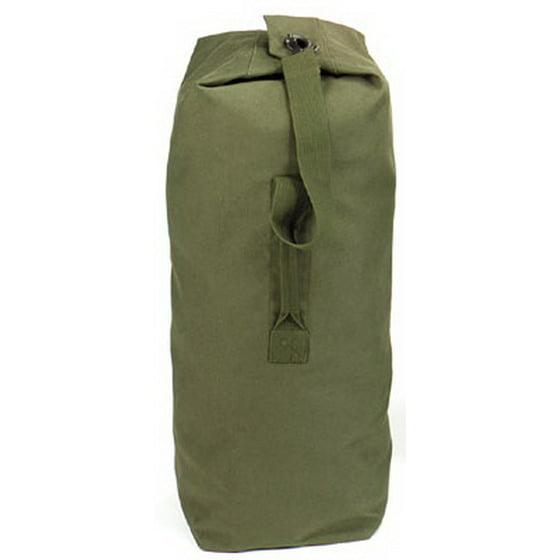 3f4c78a6a2fa Rothco Heavyweight Top Load Canvas Duffle Bag