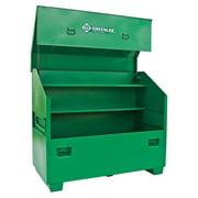 Greenlee 3660 44 cu-ft. 60 x 30 x 36 in. Slant Top Storage Box