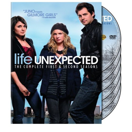 Life Unexpected: The Complete Series (Full Frame)