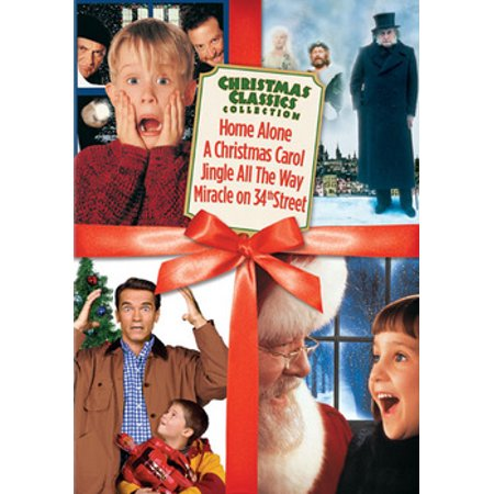 Christmas Classics Collection (DVD) ()