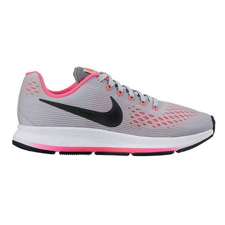 best sneakers 45c26 9acf4 Nike Girl's Zoom Pegasus 34 (Gs) Running Shoe, , | Walmart ...