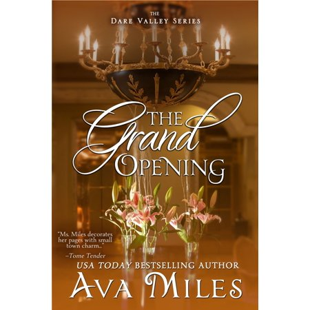 The Grand Opening - eBook