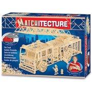 Matchitecture Fire Truck