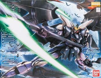 Bandai Hobby Gundam Deathscythe Hell Ver EW 1 100 MG Model Kit by BANDAI/GUNDAM WING