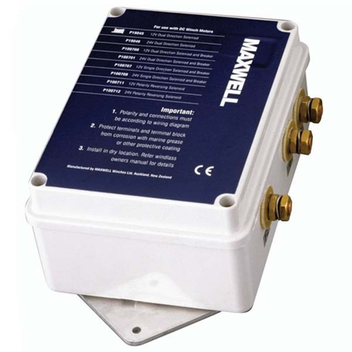 Maxwell Dual Direction Solenoid