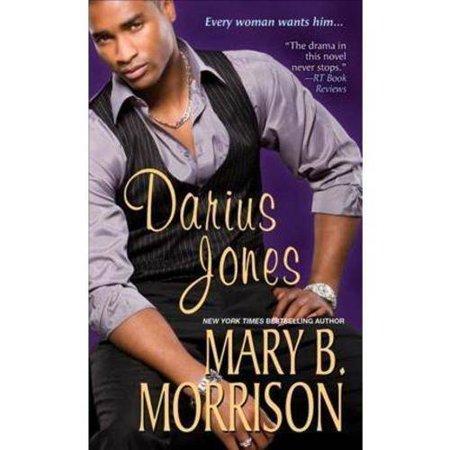 Darius Jones by