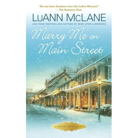 Marry Me on Main Street - eBook