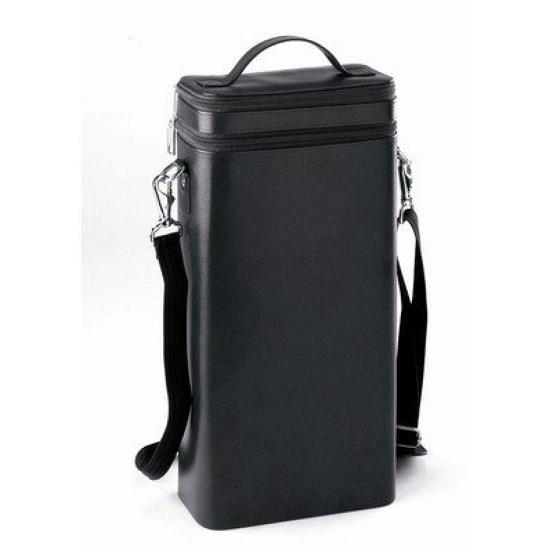 Goodhope bags Wine Courier 8 Soft-Sided Cooler, Black
