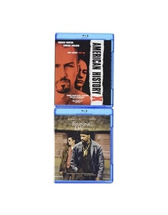 American History X   Training Day (Blu-ray) by