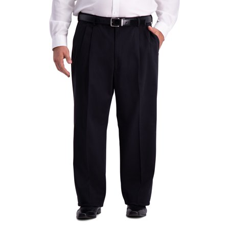 Men's Big & Tall Work to Weekend® Pro Pleat Pant HC90410 Big And Tall Mens Pants