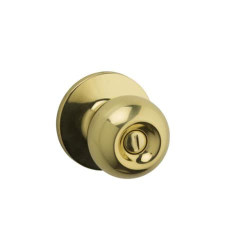 Kwikset SK3000RG Regina Privacy Door Knob Set With Round Rose From The  SafeLock