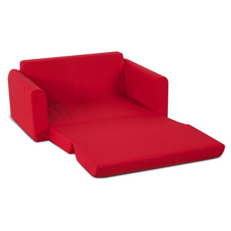 Kids Sofa Sleeper, Red