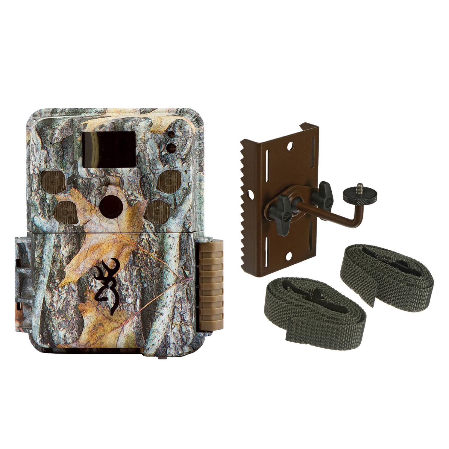Browning Trail Cameras Strike Force Pro HD Video 18MP Game Camera + Tree Mount by Browning Trail Cameras