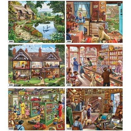 Steve Crisp 6 Puzzle - Crispy Puzzle